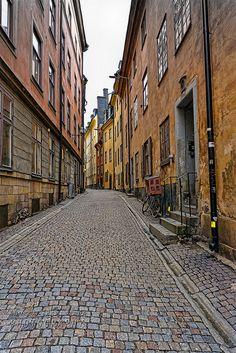 Old Stockholm