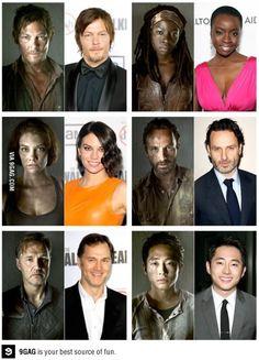 Walking Dead Cast