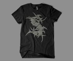 Camisa Logo Preta — Sepultura Official Webstore