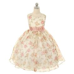 Kids Dream Toddler Girls 4T Vintage Rose Organza Floral Easter Dress Kids Dream,http://www.amazon.com/dp/B00BPW08B8/ref=cm_sw_r_pi_dp_fqXssb1PVRH2V9SE