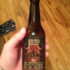Hop Doom-Imperial / Double IPA...