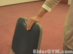 Falls In Elderly Can Be Reduced By Safe, Simple And Effective Exercise For Older Adults And The Elderly.