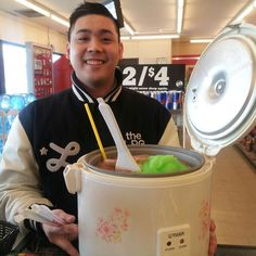 On 7-Eleven's #BYOCupDay, the convenience store chain lets customers fill up on Slurpees using almost any receptacle they can drag into a store and stick under the spigot. And fans of the drink take full advantage.
