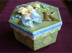 Grøn box