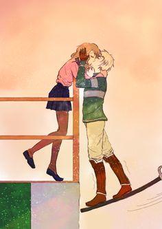 Une autre photo :) i aime tellement ensemble