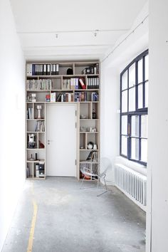 Studio 211Nice storage solution but I hate visible hinges