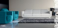 NE' Sofa and armchairs by Domingo