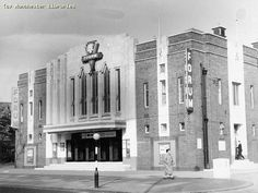 Forum Cinem, Wythenshawe Road (north) | by archivesplus Manchester, Old Photos, Cinema, Memories, Flight Attendant, Architecture, Building, Ice, Travel