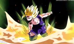 dragon ball z animated gif gohan - Google 検索