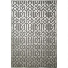 Natalie Rug   This traditional graphic rug with neutral colours adds a textured lattice pattern into the room. Made in Belgium from 100% viscose  Large: 7.75' x 10.5' Small: 5.25' x 7.5' 100% viscose Vacuum regularly without the use of a rotary brush. Gently blot spills with a dry cloth, do not use water or cleaning agents Professionally clean annually - See more at: http://www.urbanbarn.com/product/natalie+rug+-+small+.do?sortby=ourPicks&refType=#sthash.BIXkTXzg.dpuf