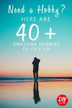 Need a Hobby? Here are Awesome Hobbies to Pick Up, Diy And Crafts, Need a hobby? Check out over 40 hobby ideas for all age and interests here. Hobbies To Pick Up, Hobbies For Adults, Hobbies For Couples, Cheap Hobbies, Hobbies For Women, Hobbies And Interests, Fun Hobbies, Hobbies List Of, Freetime Activities