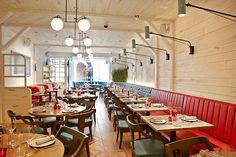 Bouillabaisse, Mayfair. The 16 Best New Restaurants in London 2015 Photos | Architectural Digest