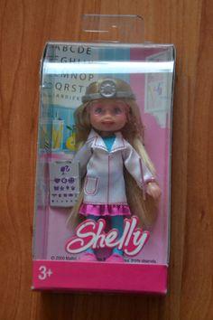 Barbie Shelly Ärztin #4239 NEU! Sammlung in Spielzeug, Puppen & Zubehör, Mode-, Spielpuppen & Zubehör   eBay!