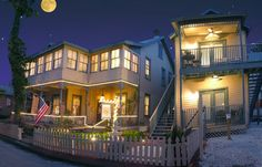 The Victorian House Bed & Breakfast In St. Augustine, Florida