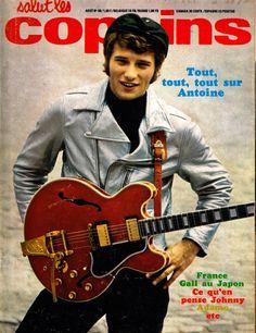 Salut les copains - n°49 - 08.1966