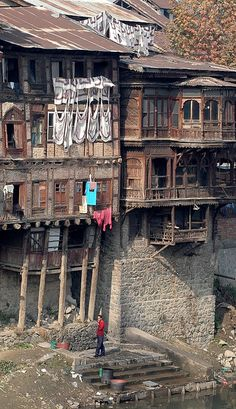 Interesting Srinagar... kashmir