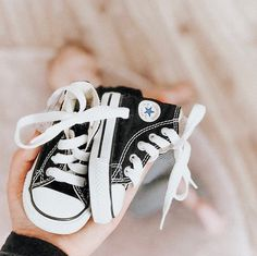 High tops for the littlest babe 😍