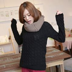 Buy 'Tokyo Fashion – Cable-Knit Sweater' at YesStyle.com plus more Taiwan items and get Free International Shipping on qualifying orders.