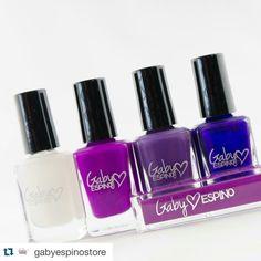 Gaby Espino Nail polish