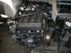 BMW 320 Motor
