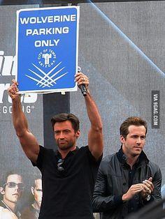 Oh just Wolverine/Hugh Jackman