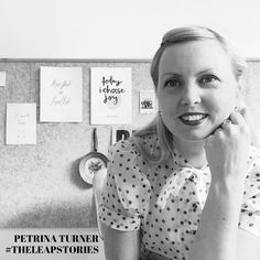 #theleapstories #45 | Manyof the leapers weve written about have had the backupof a partner to help them take risk (financially and emotionally). This story is different. This story examines what happens when you no longer have a partner to help you ride through the highs and lows of self-employment.  Petrina Turner is an interior designer and founder of Petrina Turner Design. Petrina had been successfully running her studio for several years before ending a long-term relationship 18 months…