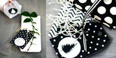 DIY Geschenkanhänger für Weihnachten