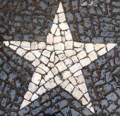 Star, Mosaic, Stone  http://pixabay.com/en/star-mosaic-stone-238177/