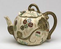 Porcelain teapot, Worcester, England ca. 1878. Collection of Philadelphia Museum of Art, http://www.philamuseum.org