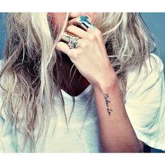Elegant Tattoo found on Polyvore