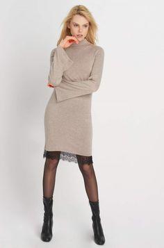 Pulloverkleid mit Wolle | ORSAY