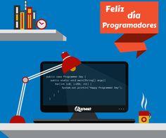 <El día 256 de cada año se conmemora el Día del #Programador Informático >…