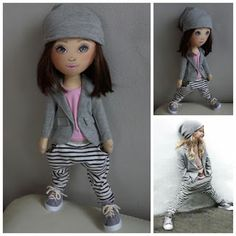 Klepalka: holka podle fotky a v šik outfitu