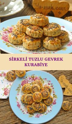 Salted Crispy Cookies with Vinegar - My Shop Crunchy Cookies Recipe, Crispy Cookies, Cookie Recipes, Greek Cooking, Cooking Time, Baking And Pastry, Bread Baking, Pogaca Recipe, Dinner Rolls Easy