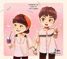 XiuChen fanart ~ omg super cute!! :3 (see logo on pict for credit)