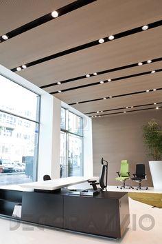 картинка Светильник  потолочный профильная система/врезной Fabbian ZEN, D67L34 изображение