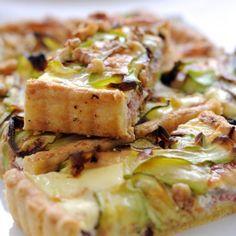 Συνταγή για τάρτα με κολοκύθια, μπέικον & φέτα από τον Γιάννη Λουκάκο! Με αυτή την πεντανόστιμη και λαχταριστή αλμυρή τάρτα θα ξετρελαθεί όλη η οικογένεια!...