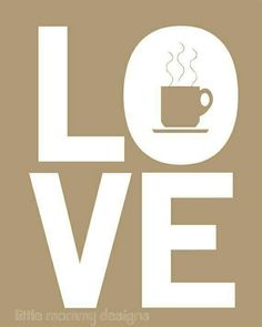 How much do you #LOVE coffee?