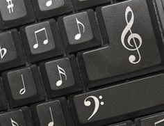 Musical Notes Keypad