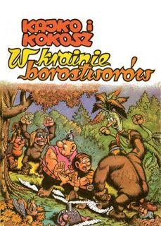 "Seria: ""Kajko i Kokosz"" ""W krainie borostworów"" Book Posters, Album Covers, Childhood Memories, Cartoons, Comic Books, Times, Illustration, Cartoon, Cartoon Movies"
