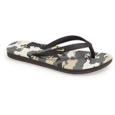 663f25106b87 Nike  Solarsoft 2  Thong Sandal (Toddler