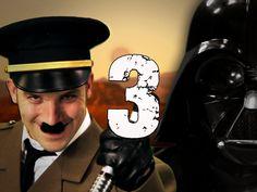 Adolf Hitler vs. Darth Vader Epic Rap Battles of History