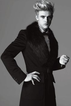 Boyd Holbrook, everything works for me.
