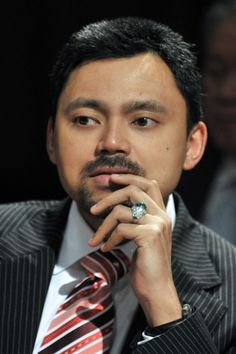 Brunei Crown Prince Haji Al-Muhtadee Billah