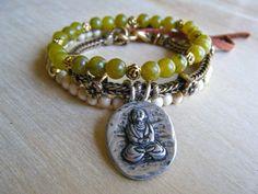 Yoga bracelet