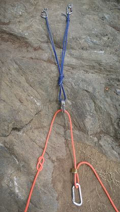 TR/Top rope (sport) climbing anchor.  Solid, Effective, Redundant, Equalized, No Extension (with the exception of the right most anchor photo) and Angles of the anchors look good. https://petracliffs.wordpress.com/2013/08/03/top-rope-climbing-anchor-construction-and-recognition-stay-safe-out-there/