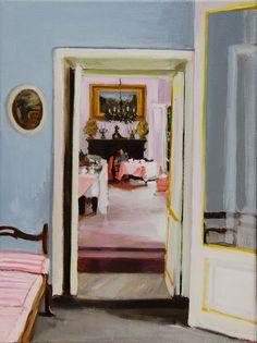 """""""Blue Room, Fano"""" by Betsy Bart"""