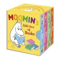 Moomin's Little Box of Books: Jansson Tove