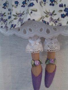 Chaussures poupée Tilda !
