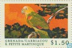Grenada Grenadines - Birds 2000